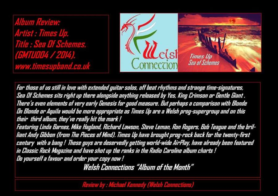 1 welsh connections review